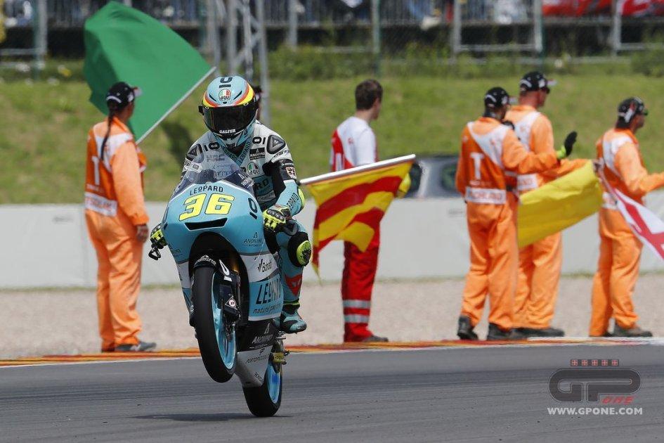 Moto3: Mir like Valentino... 20 years ago