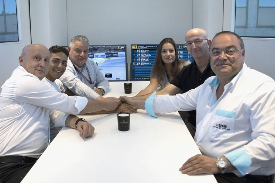 Moto3: Bastianini signs with Leopard for 2018