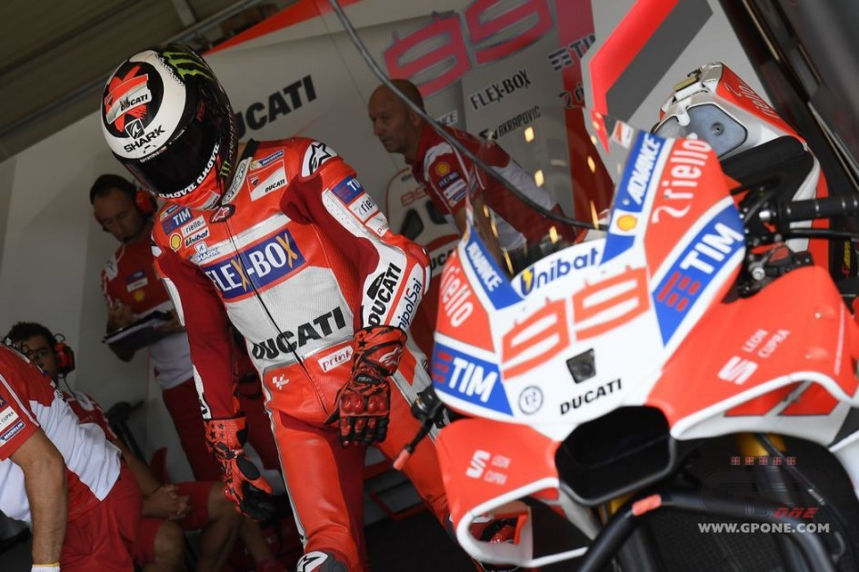 MotoGP: Lorenzo: the new fairing great for my riding style