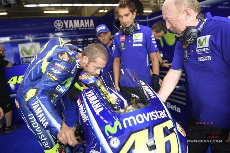 MotoGP: Rossi: I'm riding my Yamaha better now