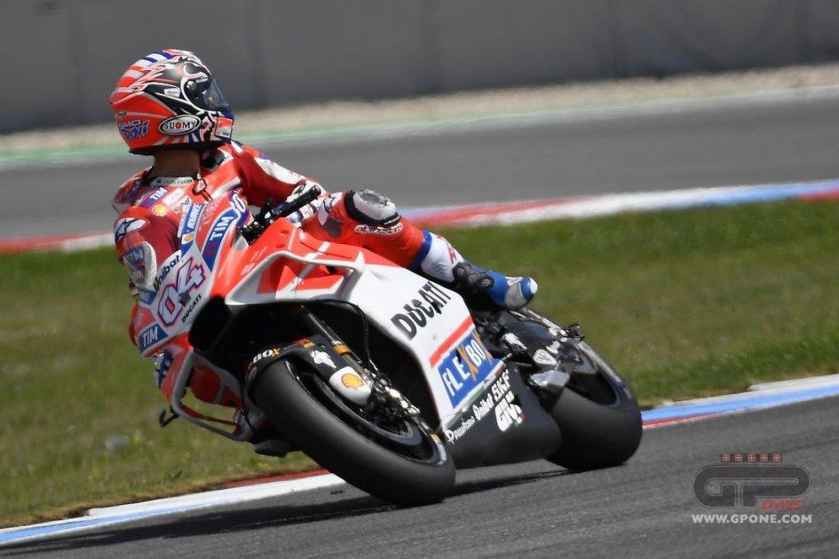 Gp d'Austria, Rossi: