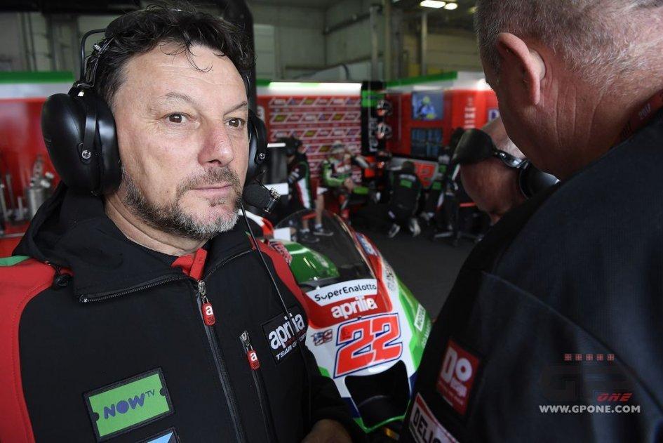 MotoGP: THE CASE Lowes-Aprilia, Gresini considers Redding