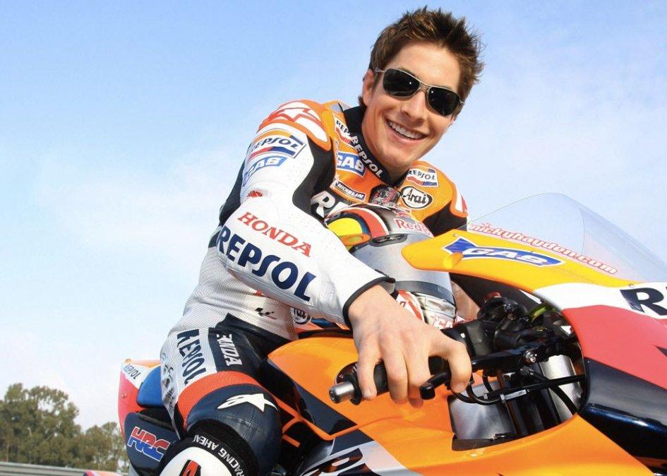 MotoGP, Asta benefica di Honda per l'Hayden Memorial Fund