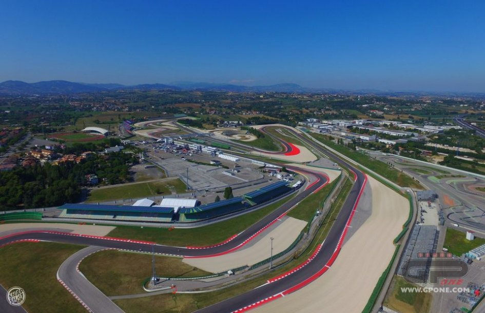 MotoGP: Test a Misano per Ducati, Honda e Yamaha prima del GP