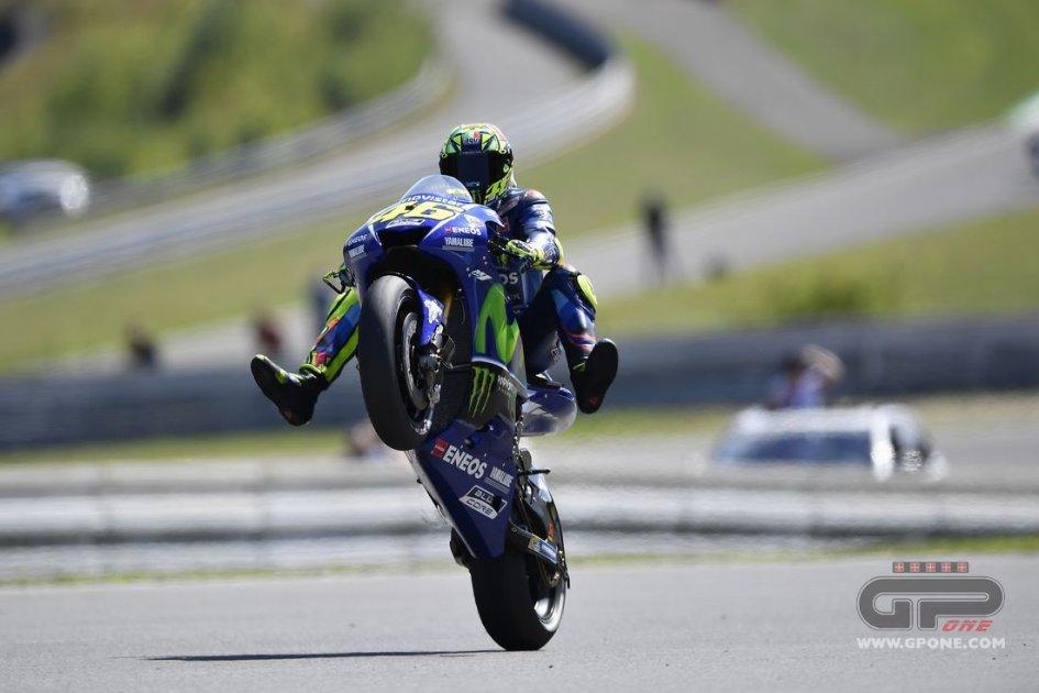 MotoGP: GP Austria: missione speciale per Valentino Rossi e la Yamaha