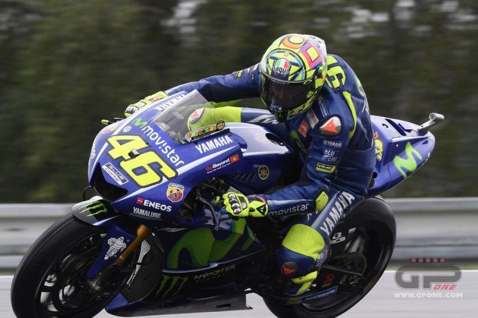 MotoGP: Rossi: io e il team siamo stati degli asini