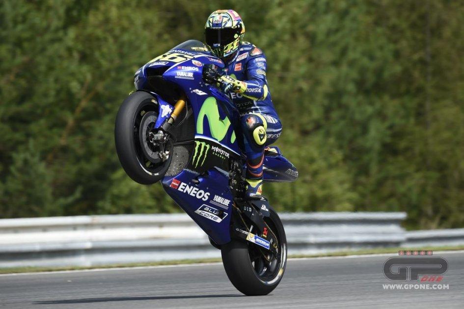 MotoGP: Rossi: bad position but good sensations