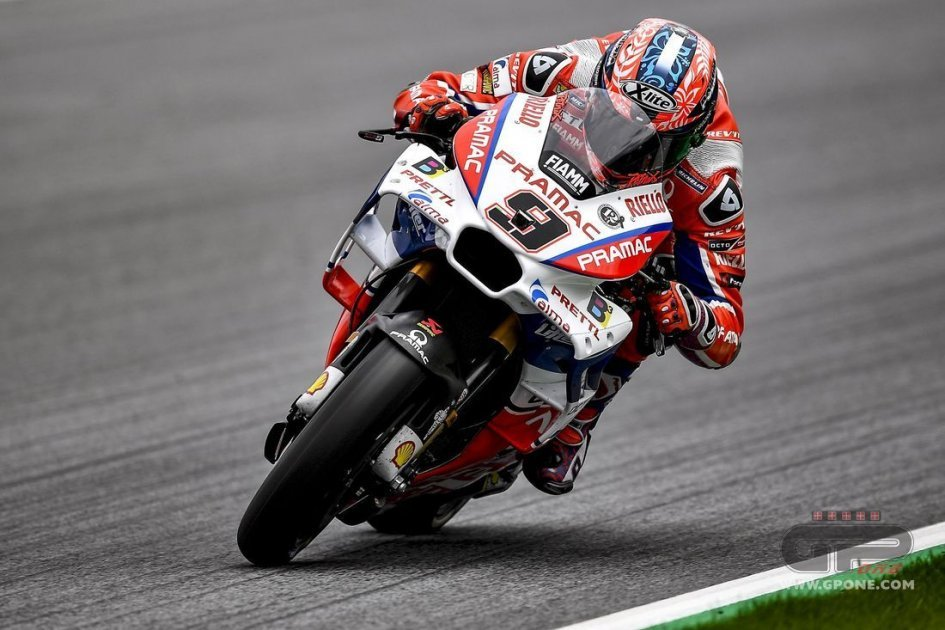 MotoGP: Petrucci: The new fairing is too small for me