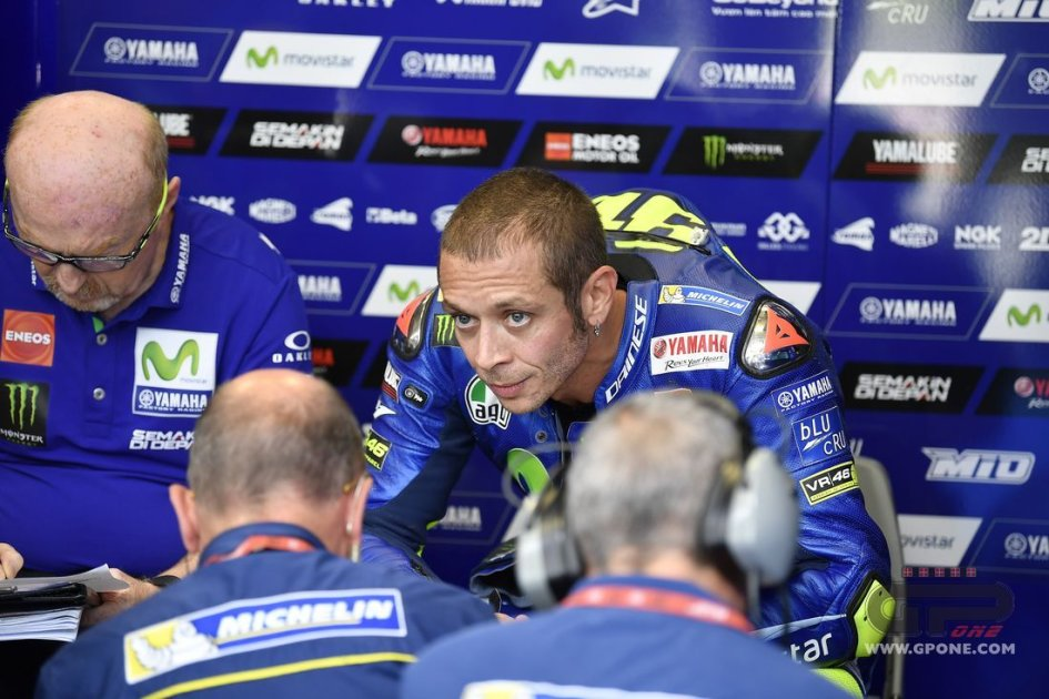 MotoGP: Rossi: If Yamaha listens to me, things will go better