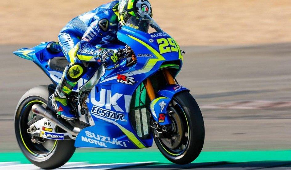 Dovizioso takes MotoGP lead with British GP win