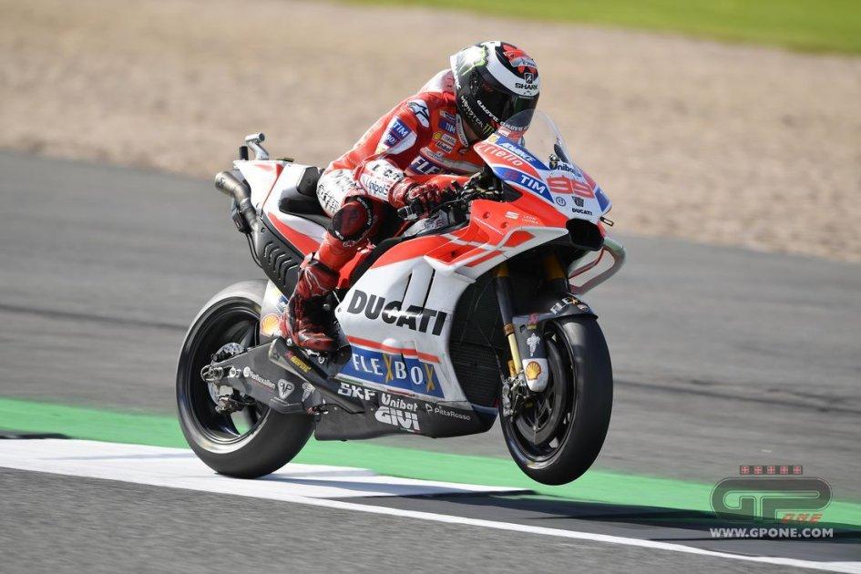 MotoGP: Lorenzo: Marquez e Rossi sono stati incredibili