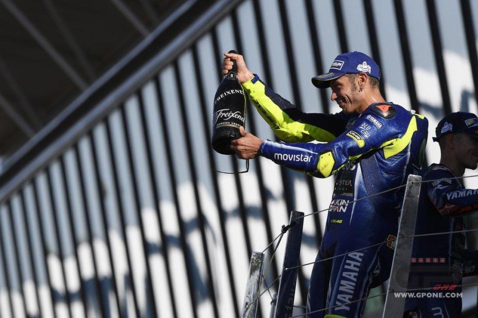 MotoGP: Rossi: frustrante perdere dopo tanti giri davanti