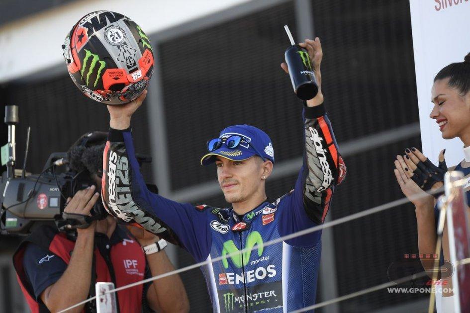 MotoGP: Viñales: Today I played all my cards