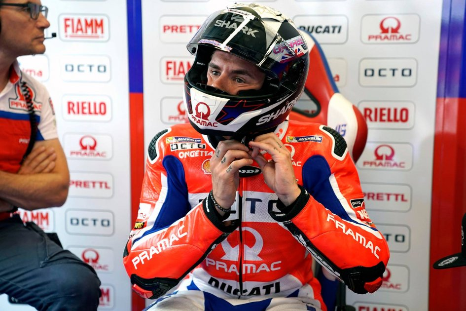 MotoGP: OFFICIAL: Redding with Aprilia in 2018 in place of Lowes