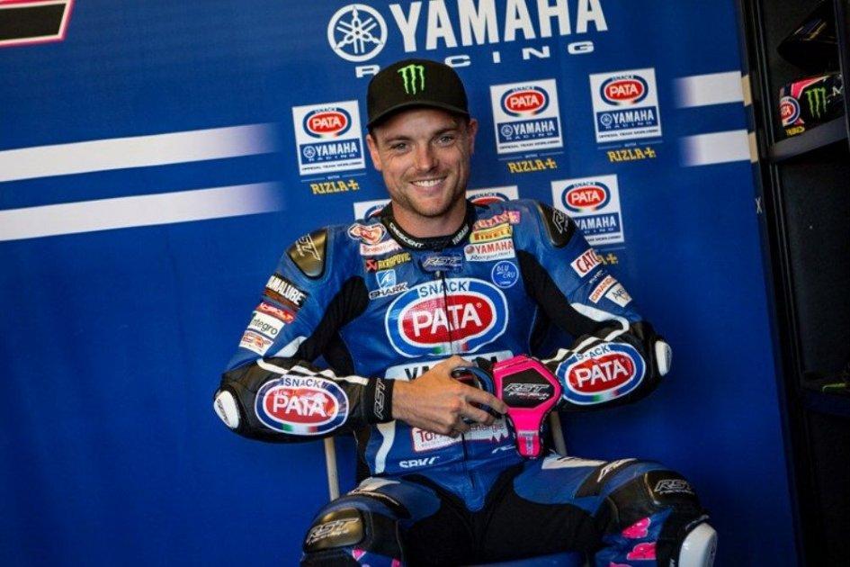 SBK: Alex Lowes e Yamaha insieme anche nel 2018