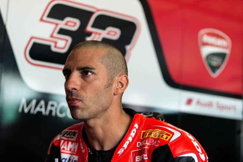 SBK: Melandri and Ducati together again in 2018