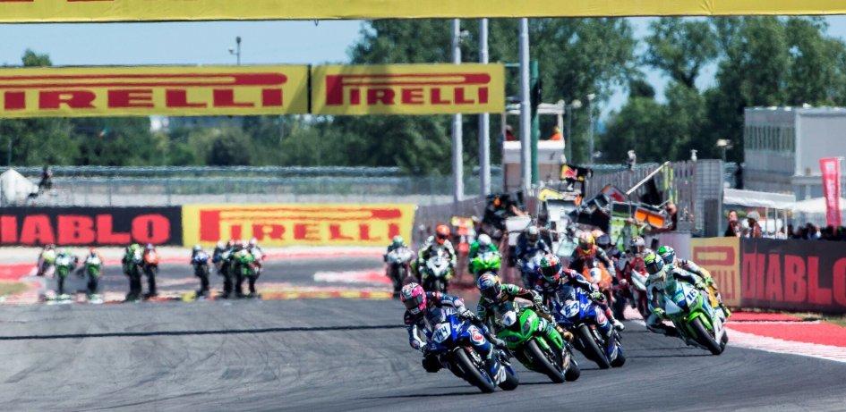 SBK: Supersport: in Germania riparte la sfida tra Mahias e Sofuoglu