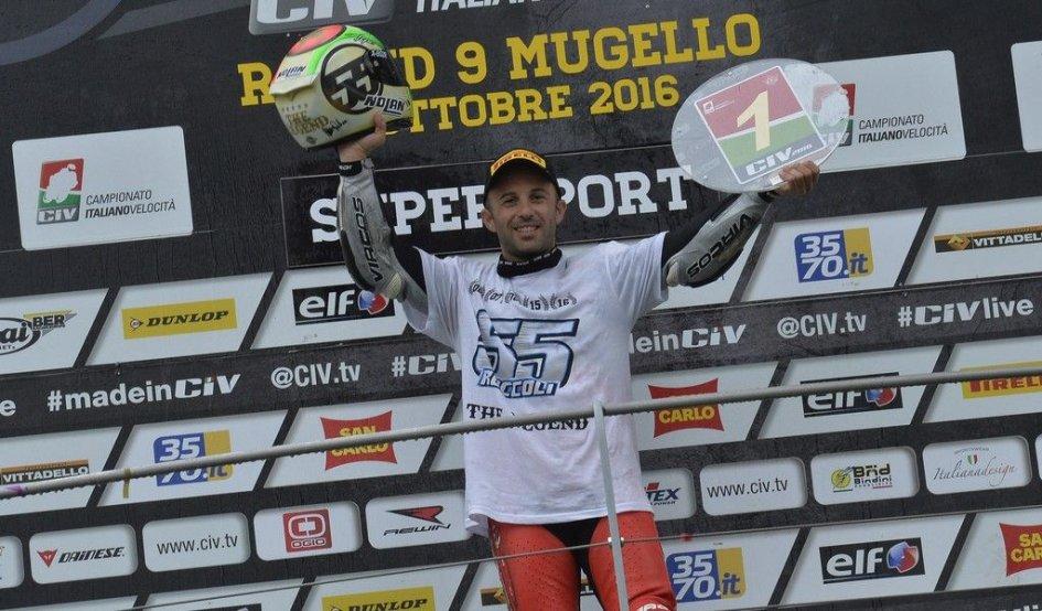 SBK: Roccoli al Lausitzring con Guandalini
