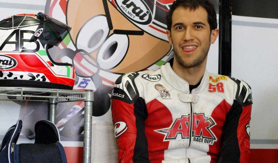 SBK: Baldolini like Bayliss: finger amputated to race