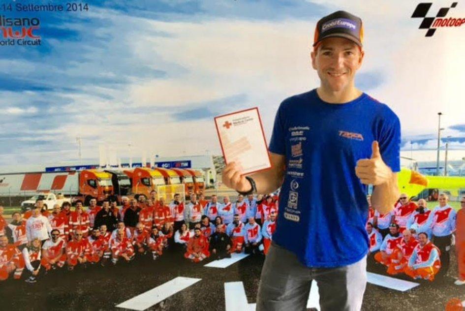 Moto2: Xavier Simeon back on track at Misano
