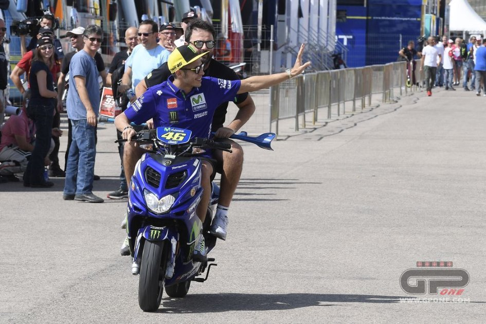 MotoGP: Rossi: non torno per il campionato ma per me stesso