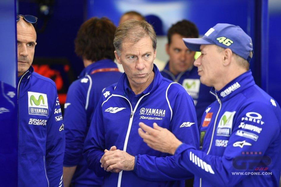 MotoGP: Jarvis: Rossi ad Aragon? solo se potrà stare coi primi