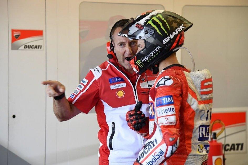 """MotoGP: Lorenzo: """"Sarà difficile aiutare Dovizioso"""""""