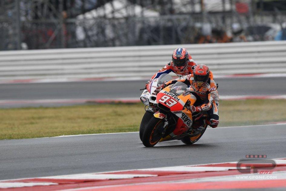 MotoGP: Carbonio e acqua: Marquez sfata il mito vincendo a Misano
