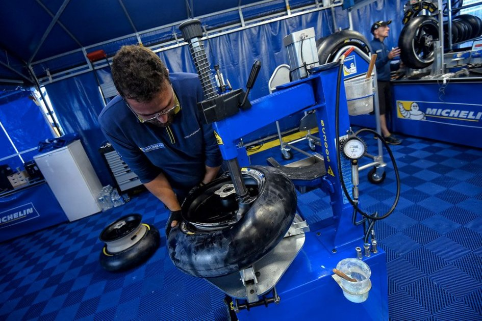 MotoGP: Michelin: the 'Misano tyre' available for the San Marino GP