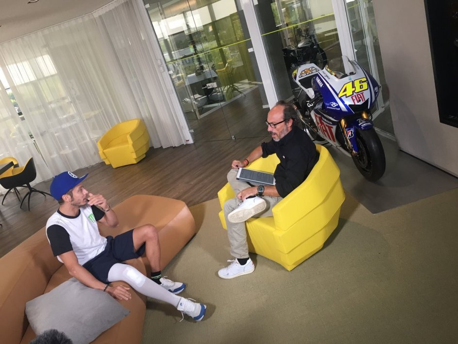 MotoGP: Rossi: returning at Aragon? difficult but I'll try