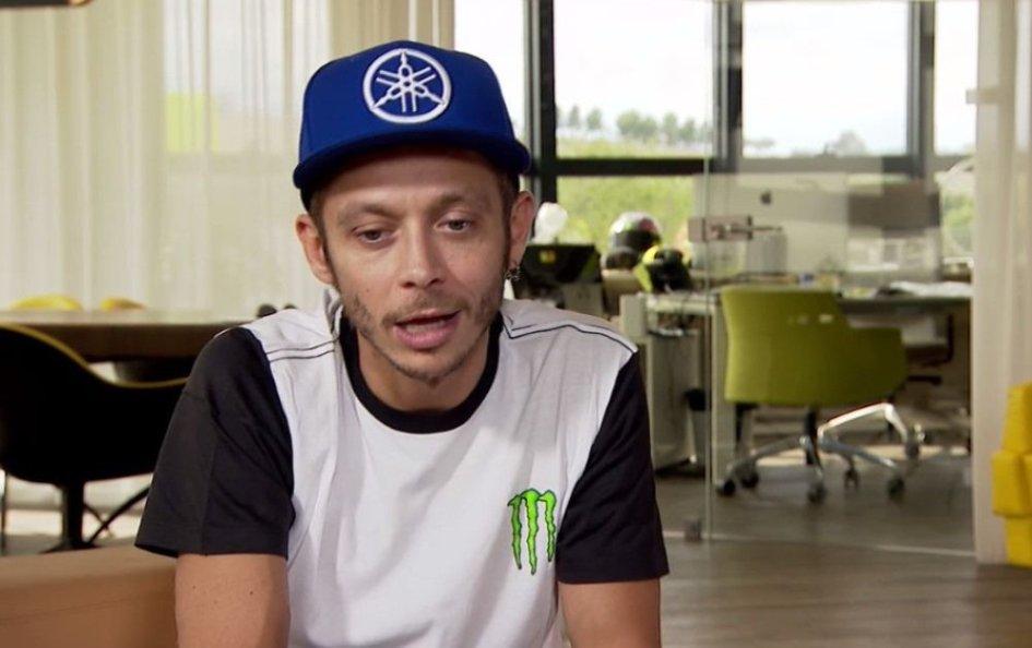 MotoGP: Rossi: il dispiacere fa più male della gamba