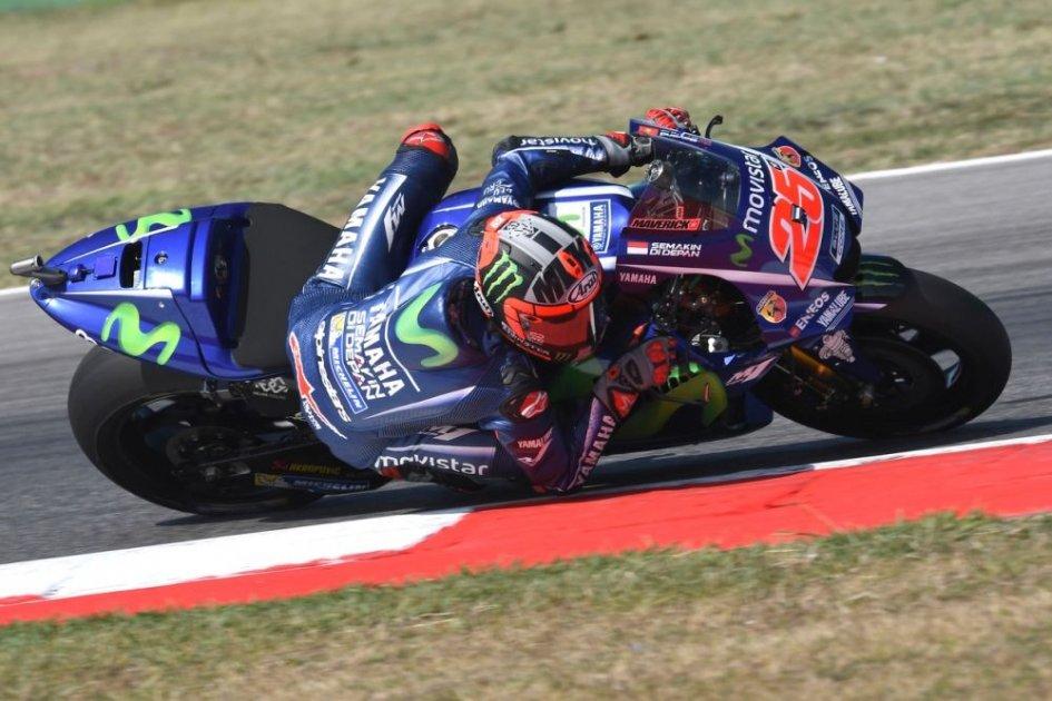 MotoGP: At Misano Viñales snatches pole from Dovizioso