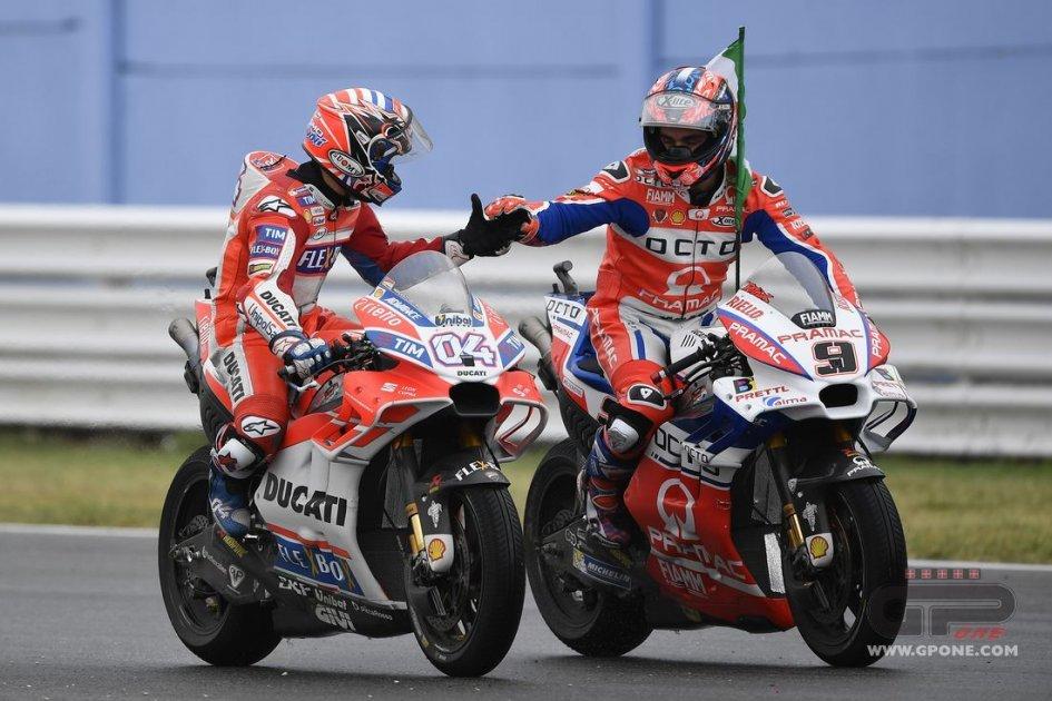 MotoGP: Dovizioso: More important to take points than risks