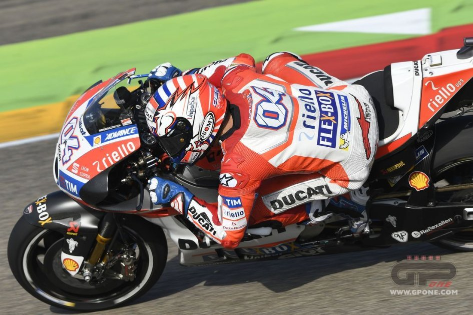 Gp Aragon, Marquez trionfa: Rossi show ed e' quinto