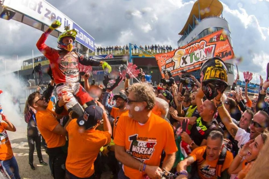 News: Cairoli makes history: I hope to beat Rossi's 9 titles