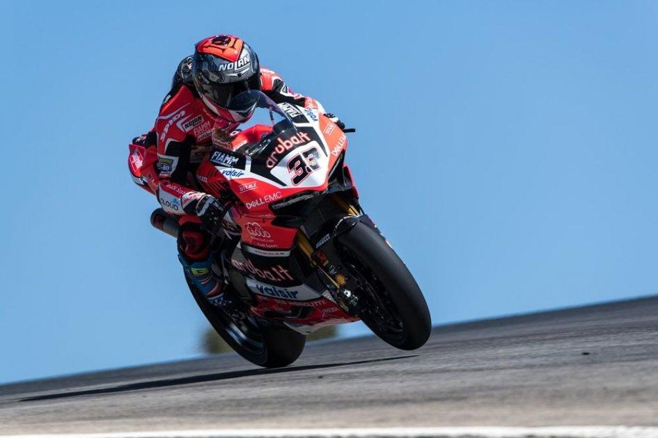 SBK: Magny-Cours pista rossa, la metà dei trionfi sono Ducati