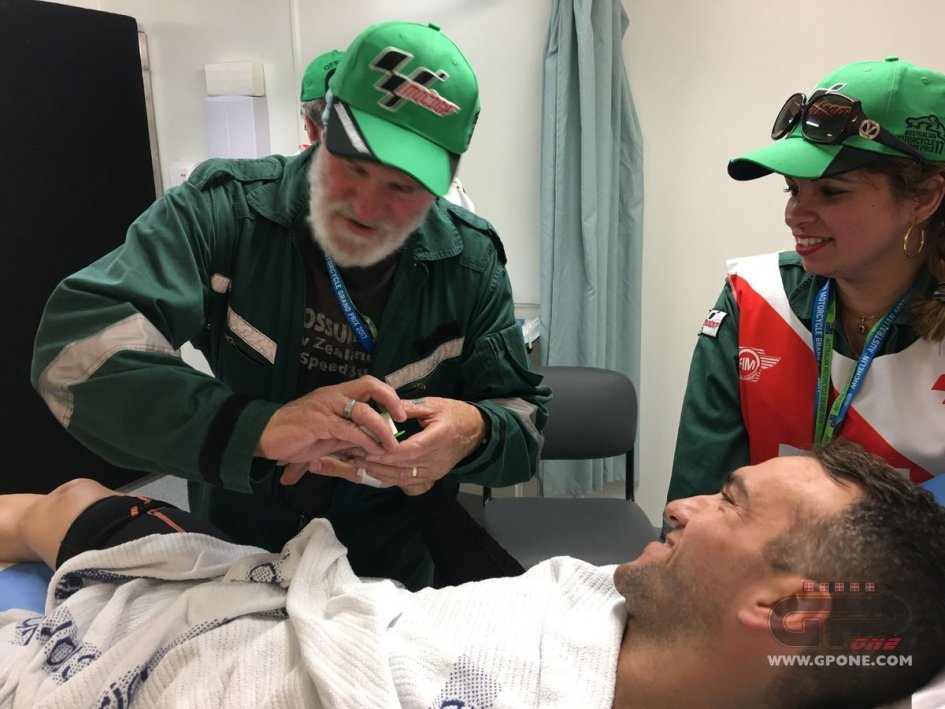 Moto2: Xavier Simeon salterà il GP d'Australia