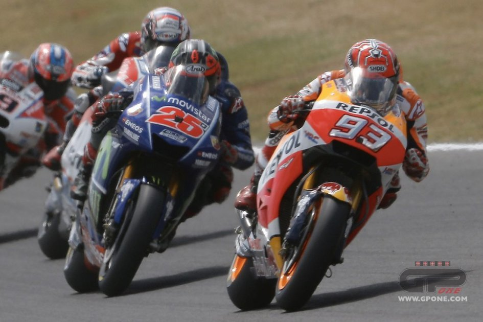 MotoGP: Marquez, Dovi and Vinales: starting over with 3