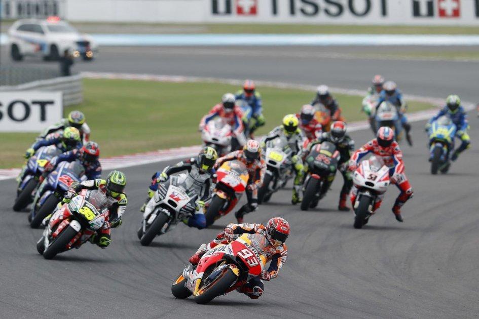 MotoGP: La MotoGP con i punti della F1: il gap aumenta