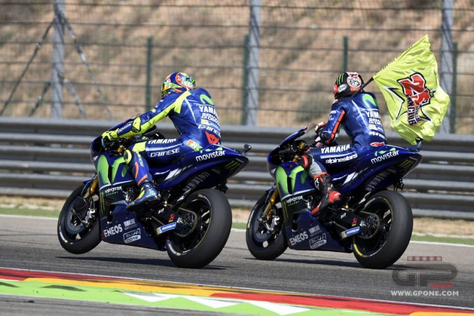 MotoGP: Rossi and Lorenzo: the 'enemy' is right round the corner