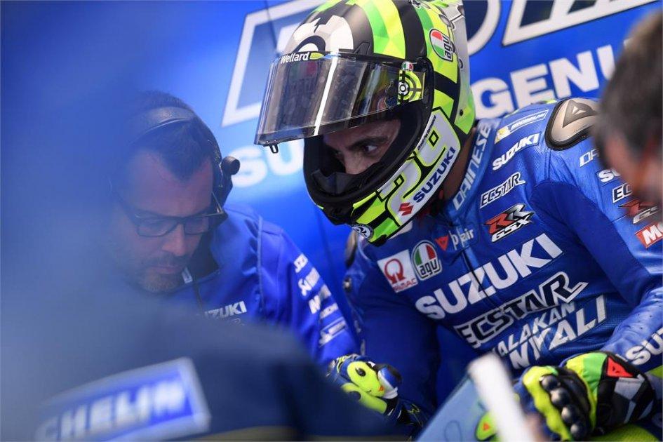 MotoGP: Iannone: nessun grande passo avanti, non sono contento