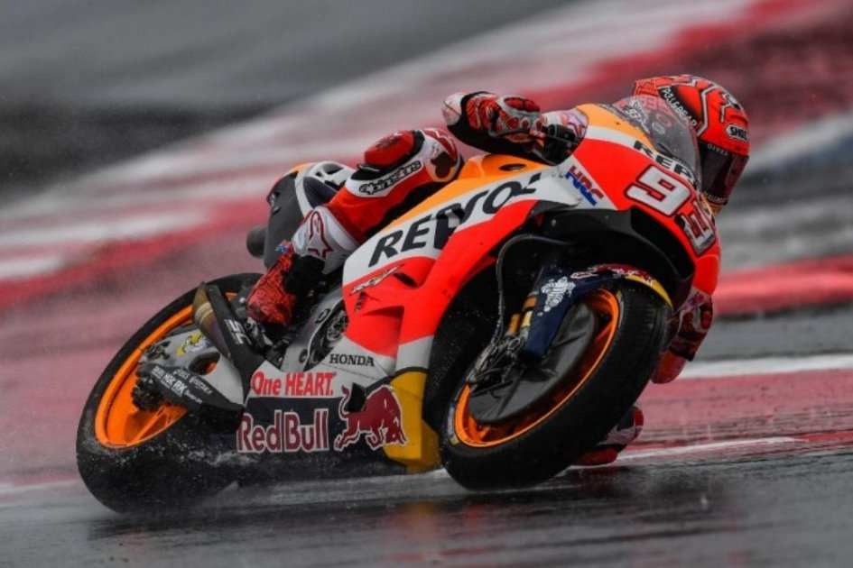 MotoGP: Marquez wins in Misano and ties with Dovizioso