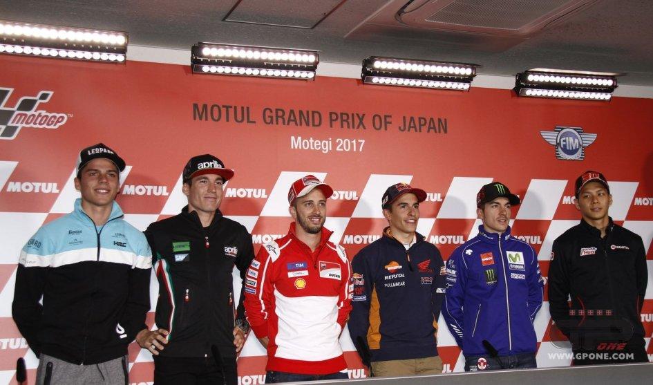 MotoGP: Marquez: as leader I have less pressure