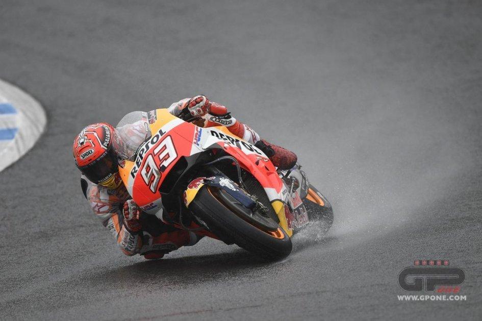 "MotoGP: Marquez: ""If we were to race tomorrow Lorenzo would win"""