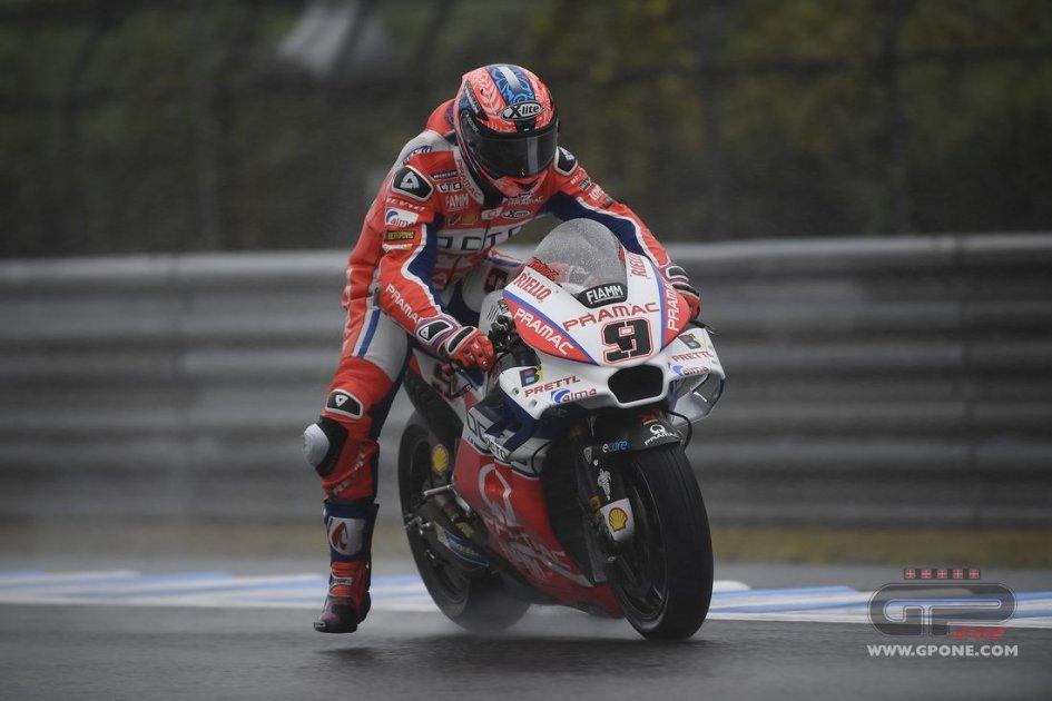 MotoGP Giappone: Zarco in pole, Dovizioso e Rossi affondano