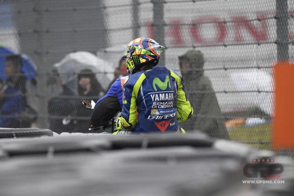 MotoGP: Rossi: per Michelin le stesse gomme? per me no