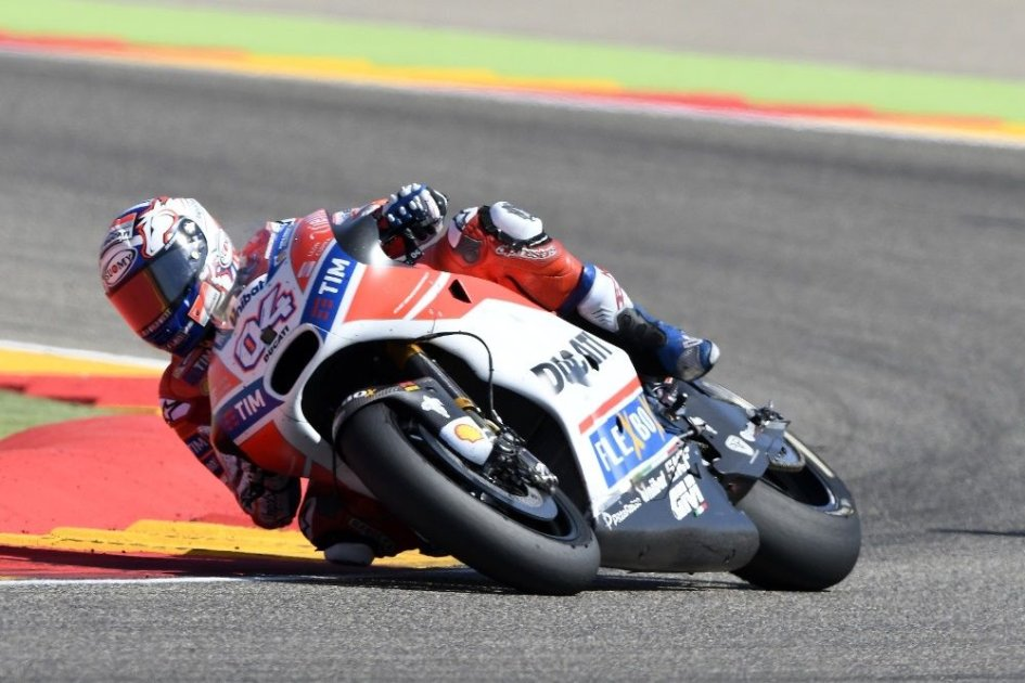 "MotoGP: Dovizioso is sure: ""I'll be a frontrunner at Motegi"""
