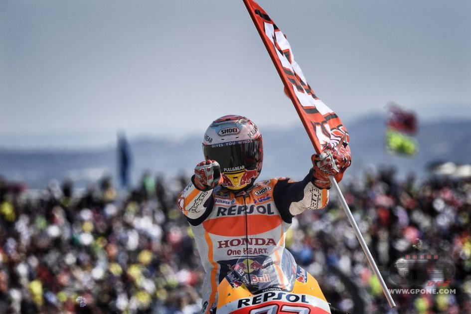MotoGP: Marquez: I fought with the bike for the whole race