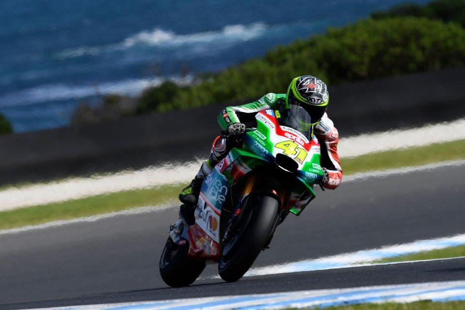 MotoGP: Fractured metacarpus for Espargaró: I'll be in Malaysia