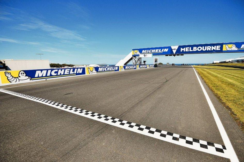 MotoGP: Michelin: abbiamo gomme 'a prova di Phillip Island'